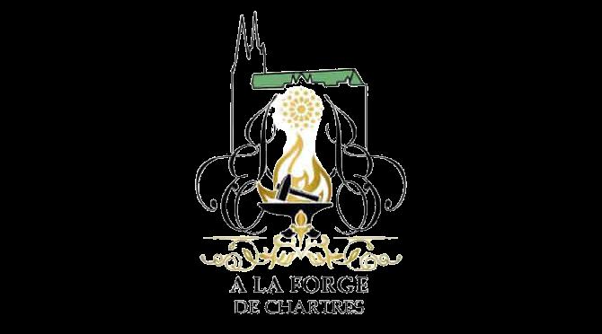 Logo a la forge de chartres