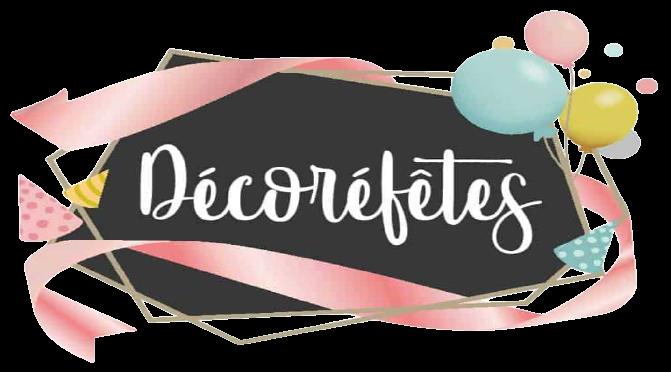 Logo décoréfêtes
